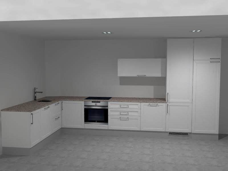 Schets keuken TD05
